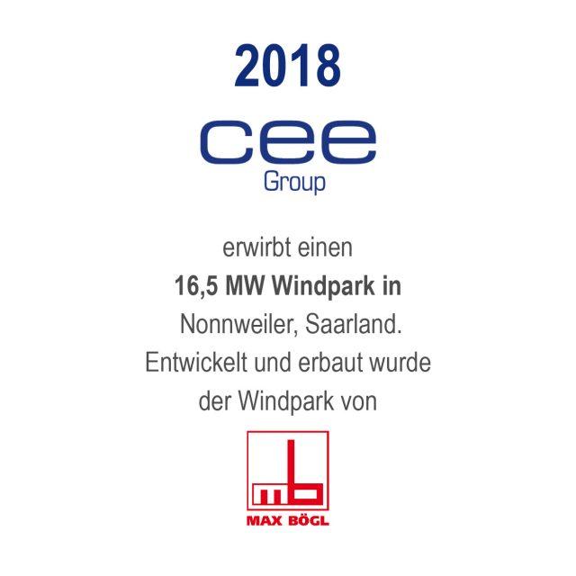 Windpark Nonnweiler, Saarland