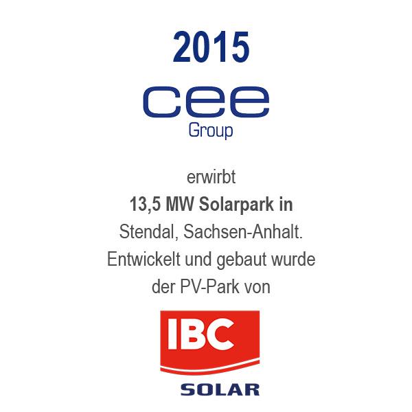Solarpark Stendal, Sachsen-Anhalt