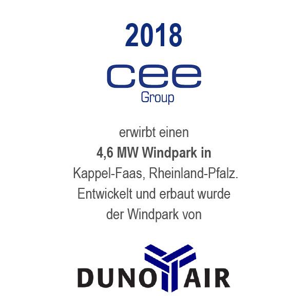 Windpark Kappel-Faas, Rheinland-Pfalz