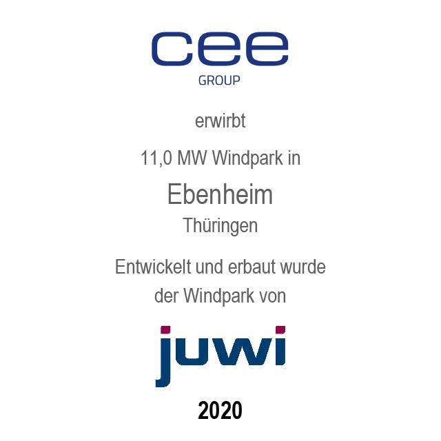 Windfarm Ebenheim