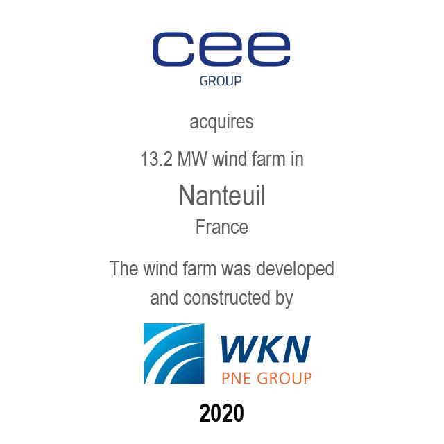 Windfarm Nanteuil