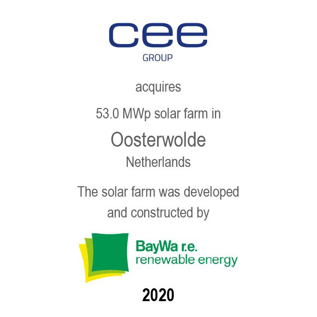 Solarpark Oosterwolde