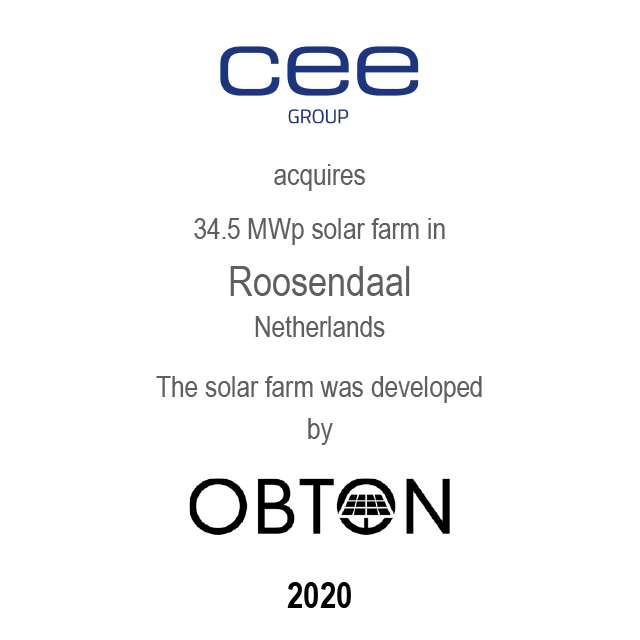 Solarpark Roosendaal